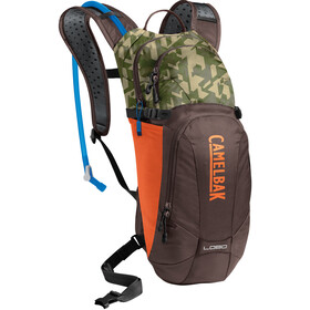 CamelBak Lobo 100 Hydration Pack medium, brown seal/camelflage